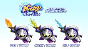 Kirby Star Allies Meta Knight by PeterisBeter