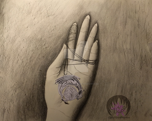 Just a Hand, can say a lot by UltraVioletShadow