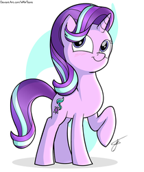 My Little Pony- Starlight Glimmer Picture by WAWToons