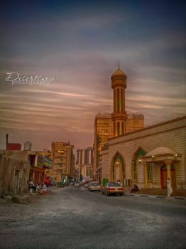 Streets of Ajman 4 by amirajuli