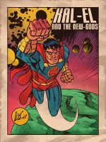 Superman of New Genesis by dio-03