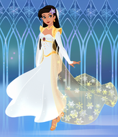 princess jasmine wedding dress princess png by biljanatodorovic on deviantart 6811