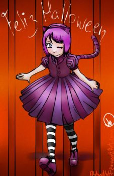 Halloween by AlehwithH