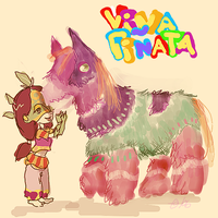 VIVA PINATA by candybeyatch