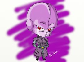 He may look cute but Hit is a deadly assassin by BrandonHartman