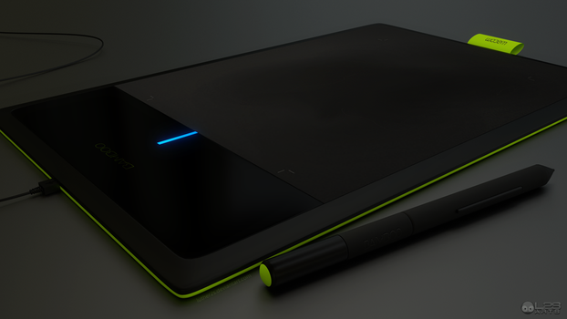 Wacom Bamboo by Luther2s