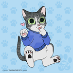 thesweatercats - Bella by colormymemory