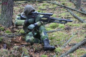 Cadian sniper by ElysianTrooper