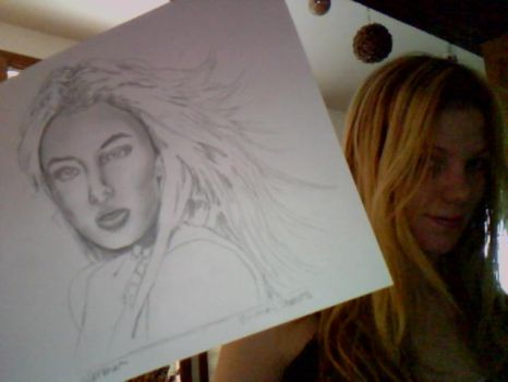 wip: Britney Spears by xSerenax