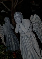 Weeping Angels 1 by Kilayi