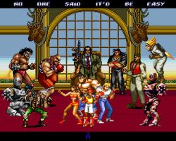 Streets of Rage - Surrounded by theland10