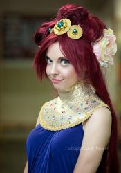Special original look for a convention by shua-cosplay