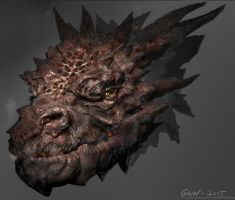 Dragon Head by Gain1030