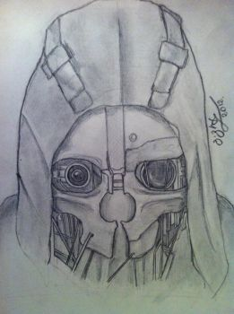 Dishonored by george96
