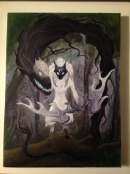 Kindred Painting by Driftingwood