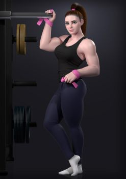 Julia Vins (+xgen tutorial) by mccabie86