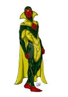 The Vision redesign finished by guygar79