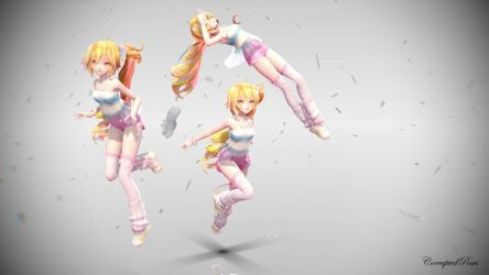 'Fairies' Pose Download Pack by CorruptedDestiny