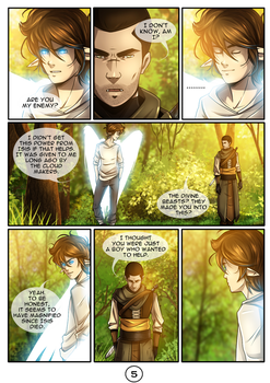 TCM 2: Volume 5 (pg 5) by LivingAliveCreator