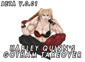 Harley Quinn's Gotham Takeover Game by N0DUS