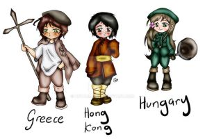 Hetalia group 6 by Hotaru-oz