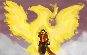 Rise From the Ashes by IronOnion32