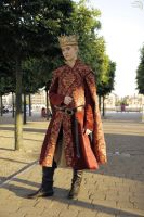 Game of Thrones - Joffrey Baratheon by DahliaGrimm