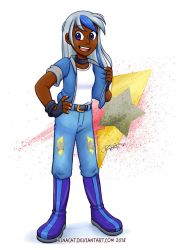 Commish: Starbolt by rinacat