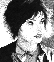 Alice Stippling by Goldencloud