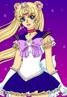 Princess Senshi by Sailor-Serenity