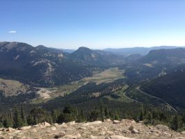 Cross Country Trip 2015: Rocky Mountains #3 by Valrayne