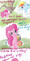 For the Birds by feather-chan