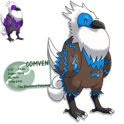 common canad pokemon evolves by G-FauxPokemon