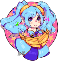 Sona Sticker by 5-ish