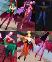 (RELEASE) MORRIGAN - UPDATE by huchi001