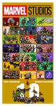 MARVEL 10 YEARS ANNIVERSARY (HABBO VERSION) by que-miras93