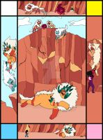 Leader of the Pack, SU AU Chapter 6 Part 1 by UmbraFoxPaws