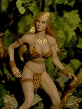 Custom Jana The Jungle Girl 3 by billvolc
