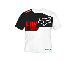 Fox Racing Race T-Shirt by specialized666