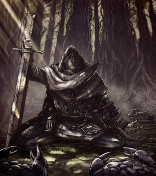 Fallen Knight by TheEpic1