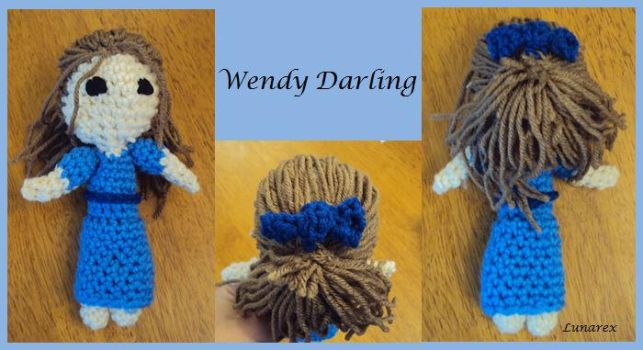 Wendy Darling by lunarex15