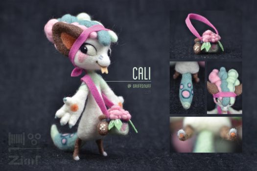 [AT] Cali by ZimtBeadwork