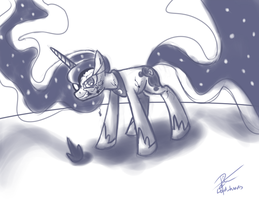 Woona by leadhooves