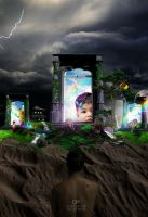 Gates Of Inception by eN-1