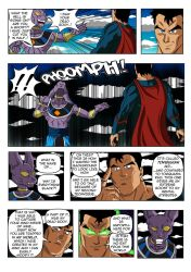 Page76 - Son Goku and Superman 2 by Einstein001