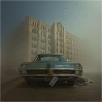 Ghost Town by SHUME-1