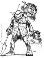 Bugbears 01 Small by mikewilsonart