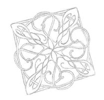 Celtic knot 9 by FlameoftheWest7