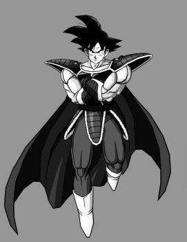 King Kakarot by xXang3leyesXx