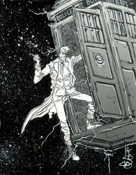 DOCTOR WHO by COUNTPAGAN